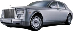 Hire a Rolls Royce Phantom or Bentley Arnage from Cars for Stars (Wolverhampton) for your wedding or civil ceremony