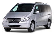 Chauffeur driven Mercedes Viano people carrier - Up to 7 passengers in comfort, from Cars for Stars (Wolverhampton)